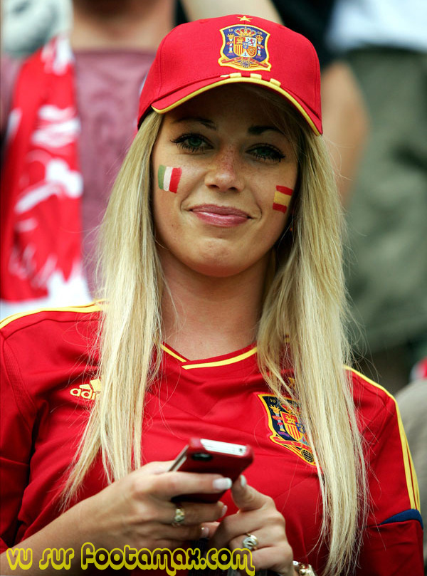 Footamax Les Plus Belles Supportrice